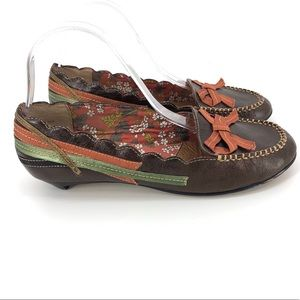 Kenzie Aiden Leather Loafers Shoes Art To Wear 9